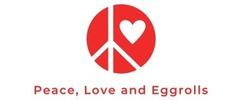 Peace Love & Eggrolls Logo