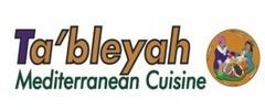 Ta'bleyah Mediterranean Cuisine Logo