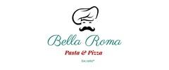 Bella Roma Pasta & Pizza Logo