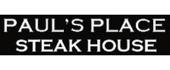 Paul's Place Steakhouse Logo