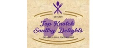 Top Knotch Soultry Delights Logo