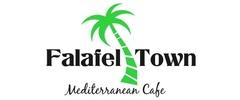 Falafel Town Mediterranean Cafe Logo