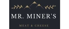 MR. MINER'S MEAT & CHEESE Logo