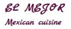 El Mejor Mexican Cuisine Logo