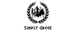 Simply Greek Logo