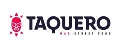 Taquero Mad Street Food Logo