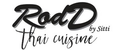 Rod D By Sitti Logo