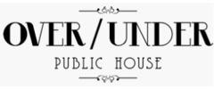 Over Under Public House Logo