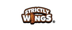 Strictly Wings logo