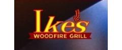 Ike's Woodfire Grill Logo