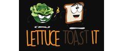 Lettuce Toast It Logo