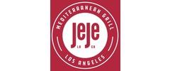 JeJe Mediterranean Grill Logo