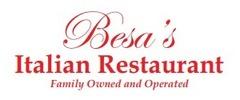 Besa's Italian Restaurant Logo