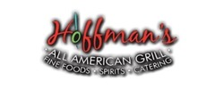 Hoffmans All American Grill Logo