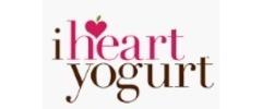I Heart Yogurt logo