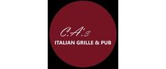 C.A.'s Italian Grille Logo