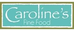 Caroline's Fine Food Logo