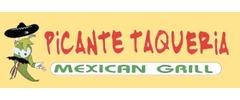 Picante Taqueria Mexican Grill Logo