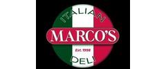 Marco's Italian Deli logo