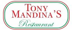 Tony Mandina's Logo