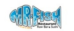 Mr. Fish Restaurant Logo