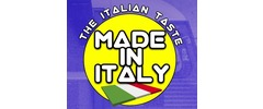Made In Italy Pizza Logo