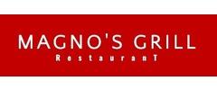 Magno's Grill Logo