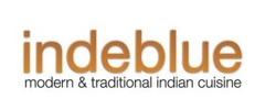 Indeblue Restaurant and Bar Logo
