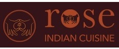 Rose Indian Cuisine Logo