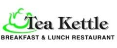 The Tea Kettle Restaurant Logo