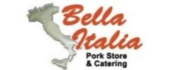 Bella Italia Pork Store & Catering Logo
