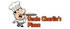 Uncle Charlie's Pizza Logo