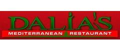 Dalia's Mediterranean Restaurant Logo