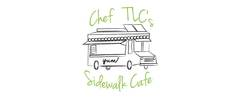 Chef TLC's Sidewalk Cafe Logo