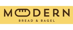 Modern Bread and Bagel Logo