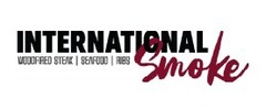 International Smoke Logo