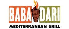 Baba Dari Mediterranean Grill Logo