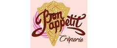 Bon Appetit Creperie Logo