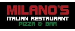 Milano's Italian Restaurant  logo