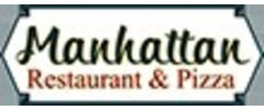 Manhattan NY Restaurant & Pizza Logo