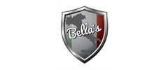 Bellas Pizza Logo