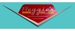 Reggies Burgers, Dogs & Fries Logo