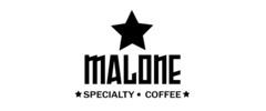 Malone Specialty Coffee Logo