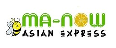 Ma-Now Asian Express Logo