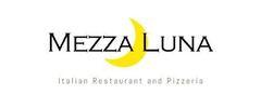 Mezza Luna Italian Restaurant Logo