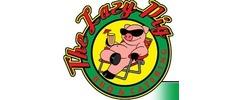 Lazy Pig Barbecue Logo