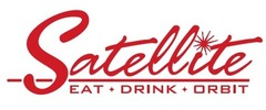 Satellite (Eat..Drink..Orbit) Logo