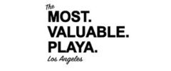 The Most Valuable Playa Logo