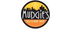 Mudgie's Deli & Wine Shop Logo