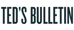 Ted's Bulletin Logo